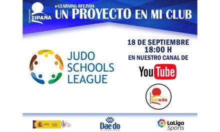 Un Proyecto en mi Club – Judo Schools League