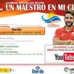 Un Maestro en mi Club – Dan Río