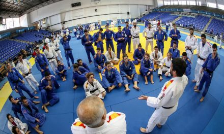 EJU Olympic Training Camp Málaga 2019
