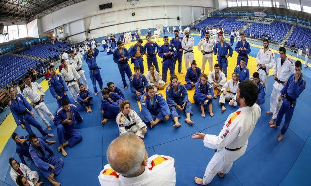 EJU Olympic Training Camp Málaga 2019