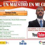 Un Maestro en mi Club – Enrique Eraña