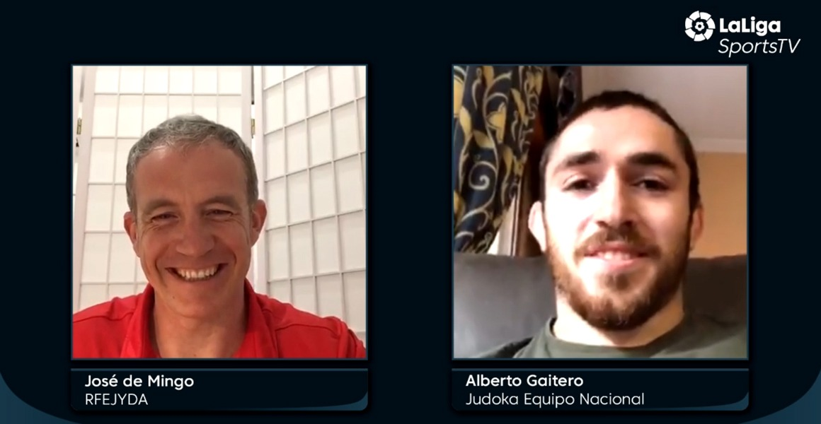 Entrevista a Alberto Gaitero en LaLigaSportsTV.com