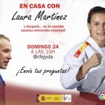 Próximo directo En Casa con Laura Martínez