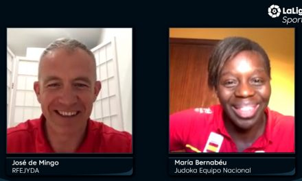 Entrevista a María Bernabéu en LaLigaSportsTV.com