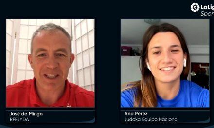 Entrevista a Ana Pérez en LaLigaSportsTV.com