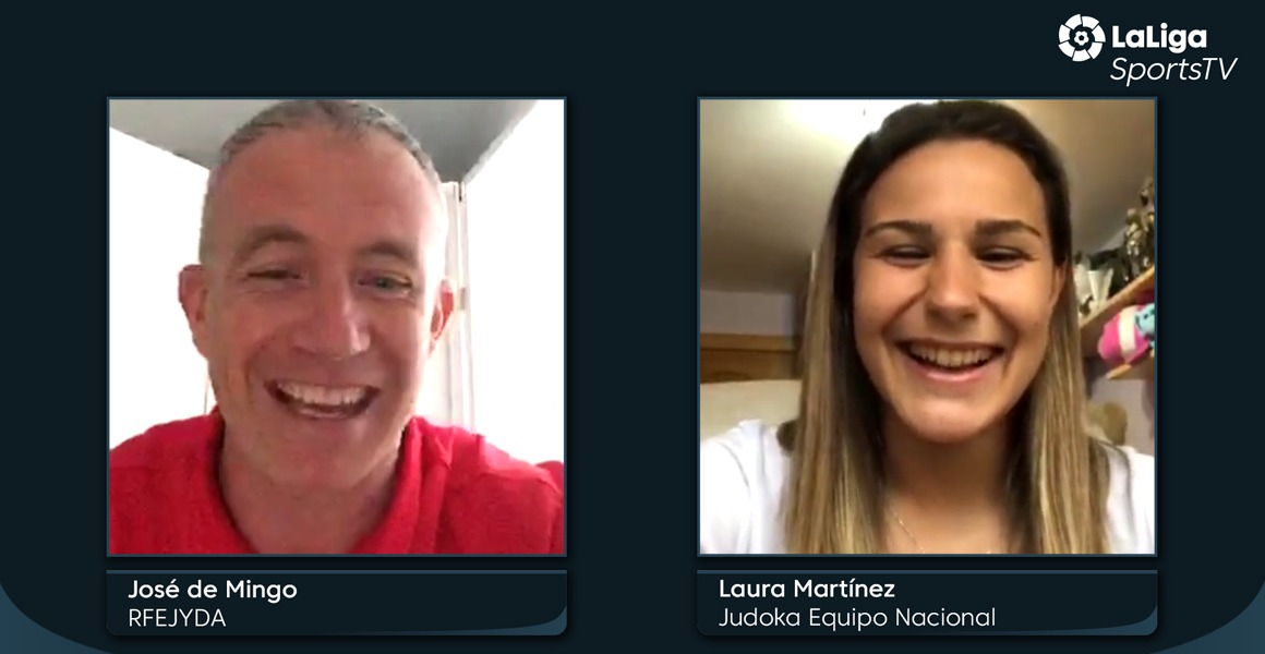 Entrevista a Laura Martínez en LaLigaSportsTV.com