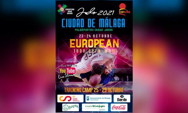 European Judo Open Women & Men – Ciudad de Málaga 2021