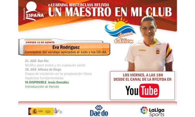 Un Maestro en mi Club – Eva Rodríguez
