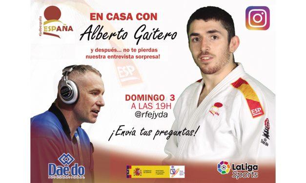 Próximo directo En Casa con Alberto Gaitero
