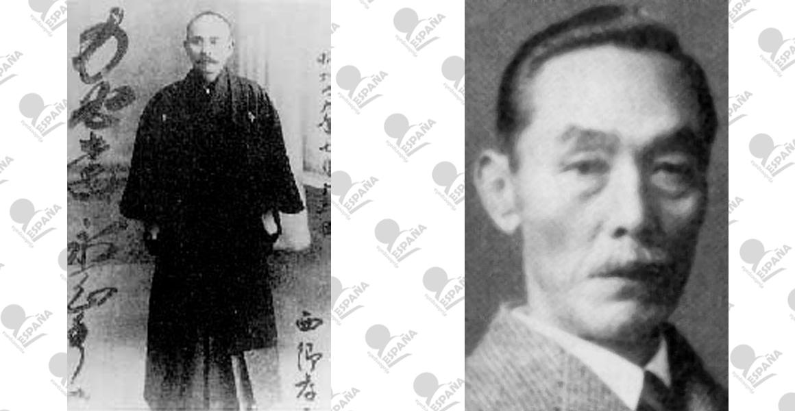 Los primeros cinturones negros de Judo de la historia