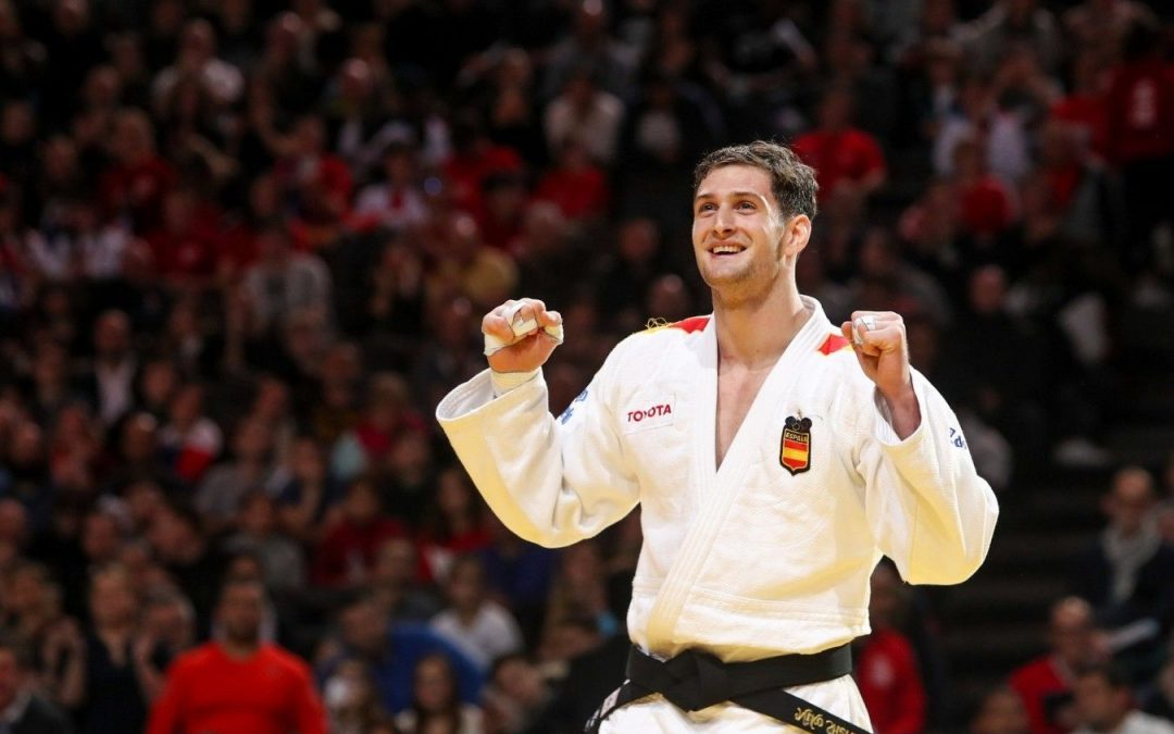IJF Grand Slam Paris 2020