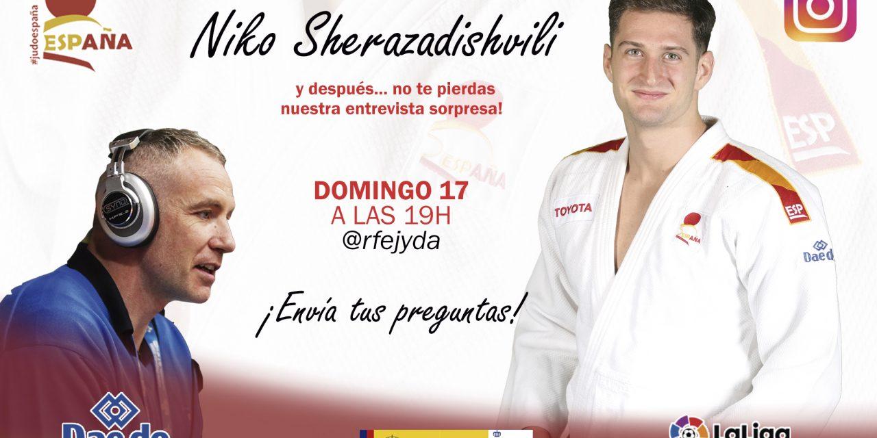 Próximo directo En Casa con Niko Sherazadishvili