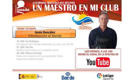 Un Maestro en mi Club – Jesús González