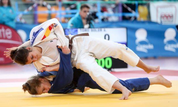 Campeonato de España Junior de Judo Alcalá de henares 2020