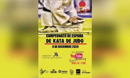 Campeonato de España de Kata 2020