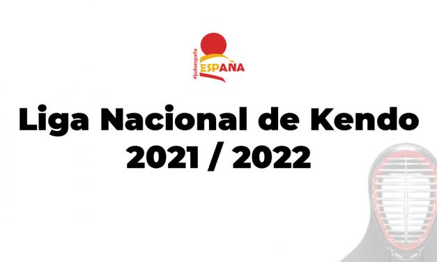 Liga Nacional de Kendo 2021/2022