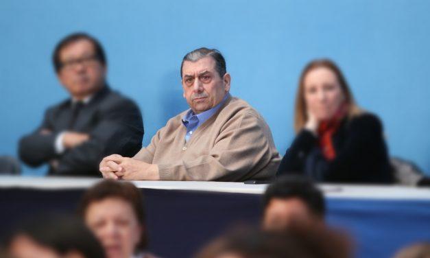Paco Valcarcel. Una vida por y para el Judo.