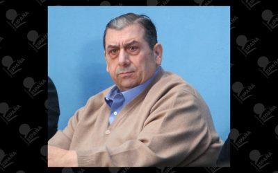 Fallecimiento D. Francisco Valcarcel Robles