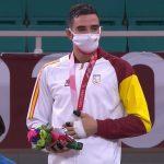 Sergio Ibáñez, Plata en los Juegos Paralímpicos de Tokio 2020