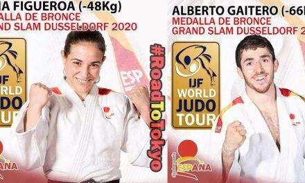 Resultados Grand Slam Dusseldorf 2020
