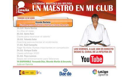 Un Maestro en mi Club – Vicente Rochela