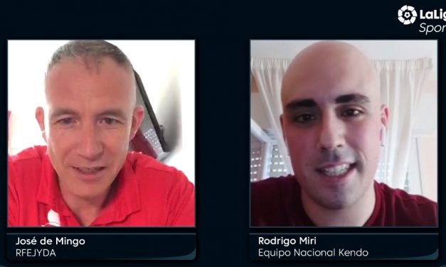 Entrevista a Rodrigo Miri en LaLigaSportsTV.com