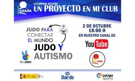 Un Proyecto en mi Club – Judo para conectar con el mundo – Judo y Autismo