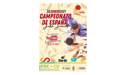 Campeonato de España de Judo Junior 2021