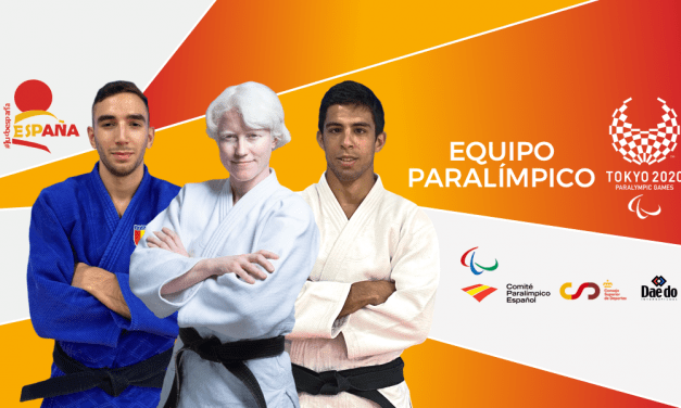 Equipo Paralímpico Tokyo 2020