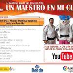 Un Maestro en mi Club – Fernando Díaz, Ricardo Martín y Doryneko