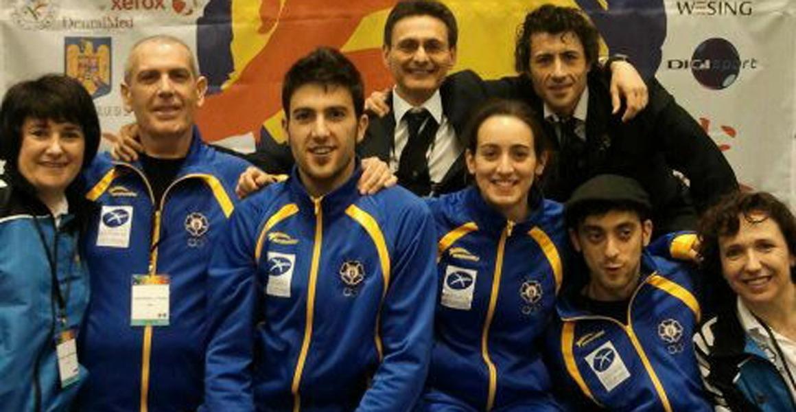 II Campeonato de Europa de Wushu Tradicional